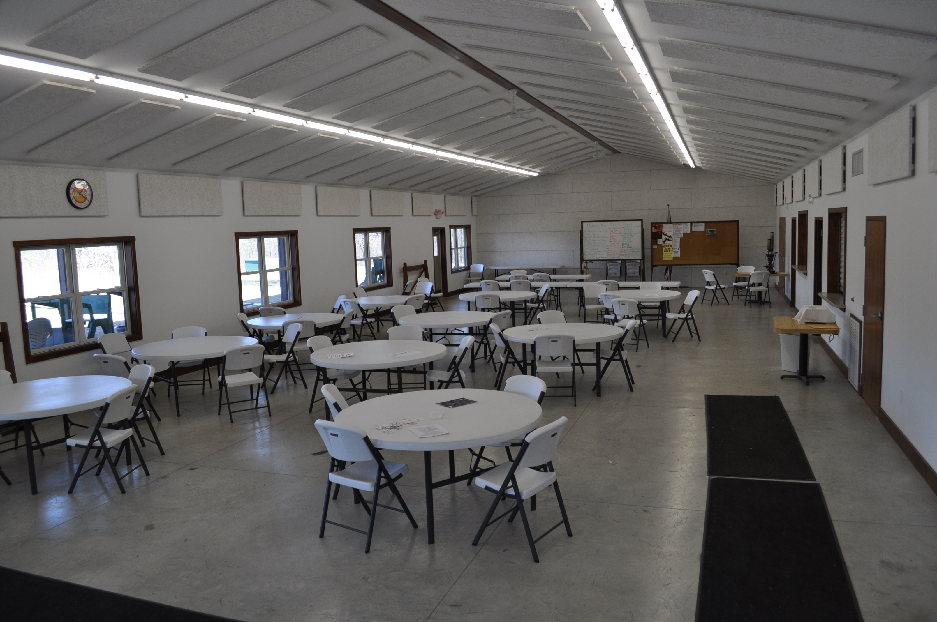 Williams County Conservation League Hall Rental